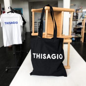 Thisagio - bag nera