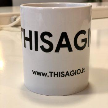 THISAGIO - tazza mag