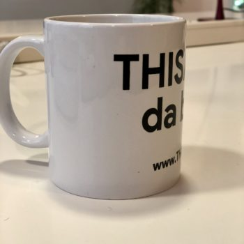 THISAGIO - Tazza mug - THISAGIO da bere