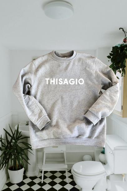 THISAGIO - FELPA QUARANTENA