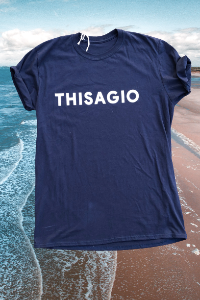 Thisagio Maglia Blu