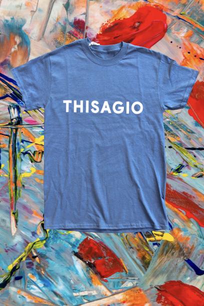 Thisagio Maglia Blue Jeans