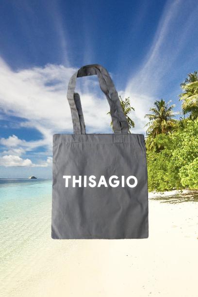 Thisagio Bag Grey